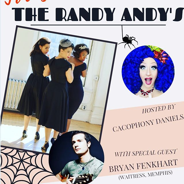 Use code ANDREW5 for a discount on @therandyandys @pangeanyc