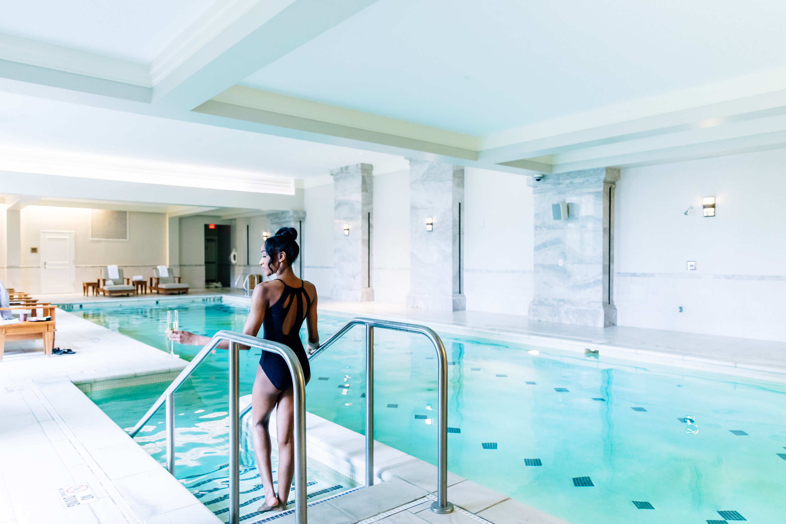 Insider Tip: Waldorf Astoria Atlanta Buckhead boasts an acclaimed 15,000–sq. ft. spa with award winning signature holistic therapies. The hotel also houses the largest hydrothermal facilities in Atlanta.
