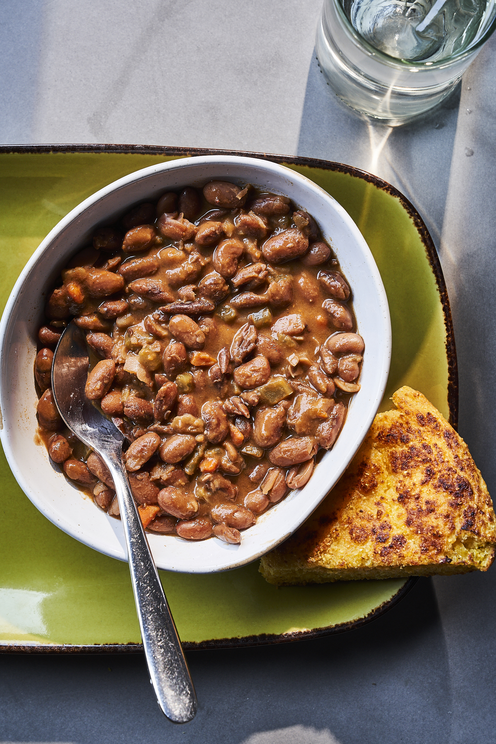 Benne's Hearty Bowl of Beans and Cornbread (4).jpg