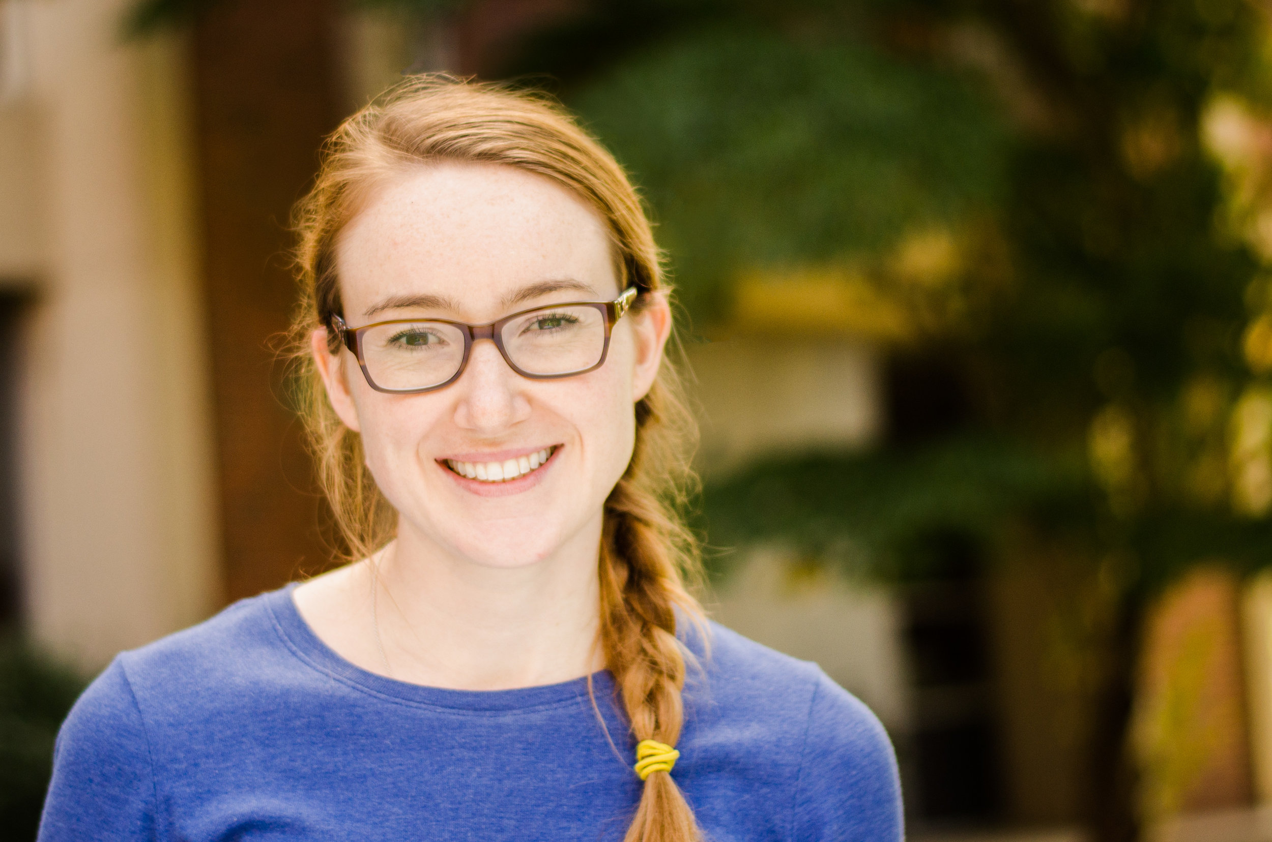 Becca Taylor   Graduate student, Chemistry and Chemical Biology   Email