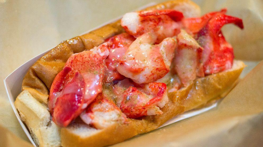 Luke's Lobster, Lobster Roll