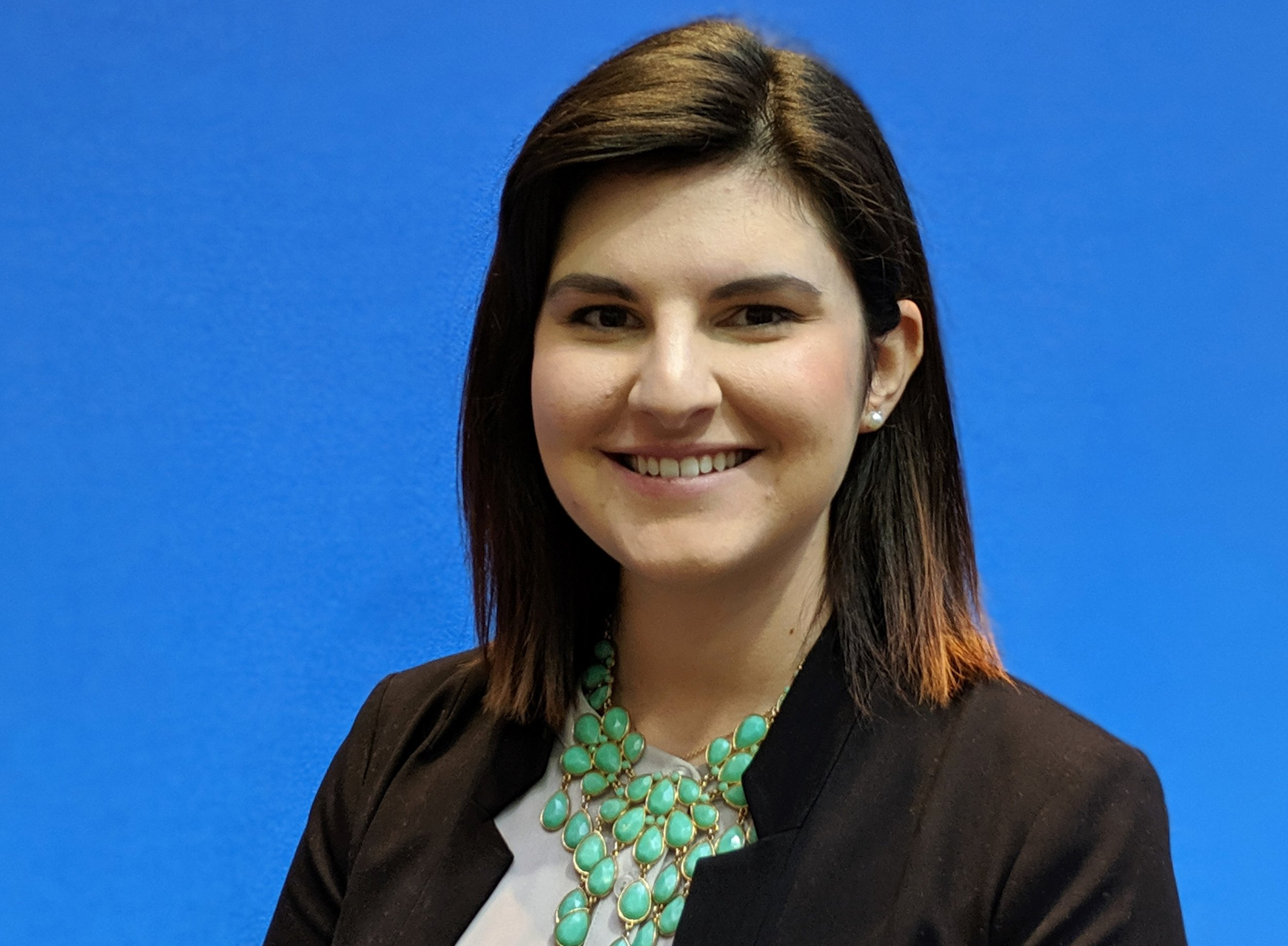 Anastasia Giannakakos - AURA Enterprise Product Specialist