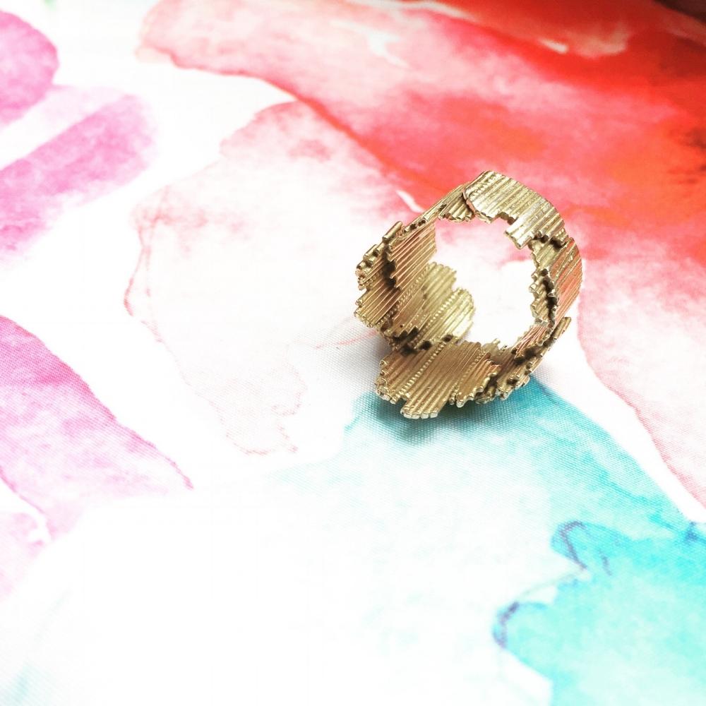 Inner profile, 'Inverlair' ring