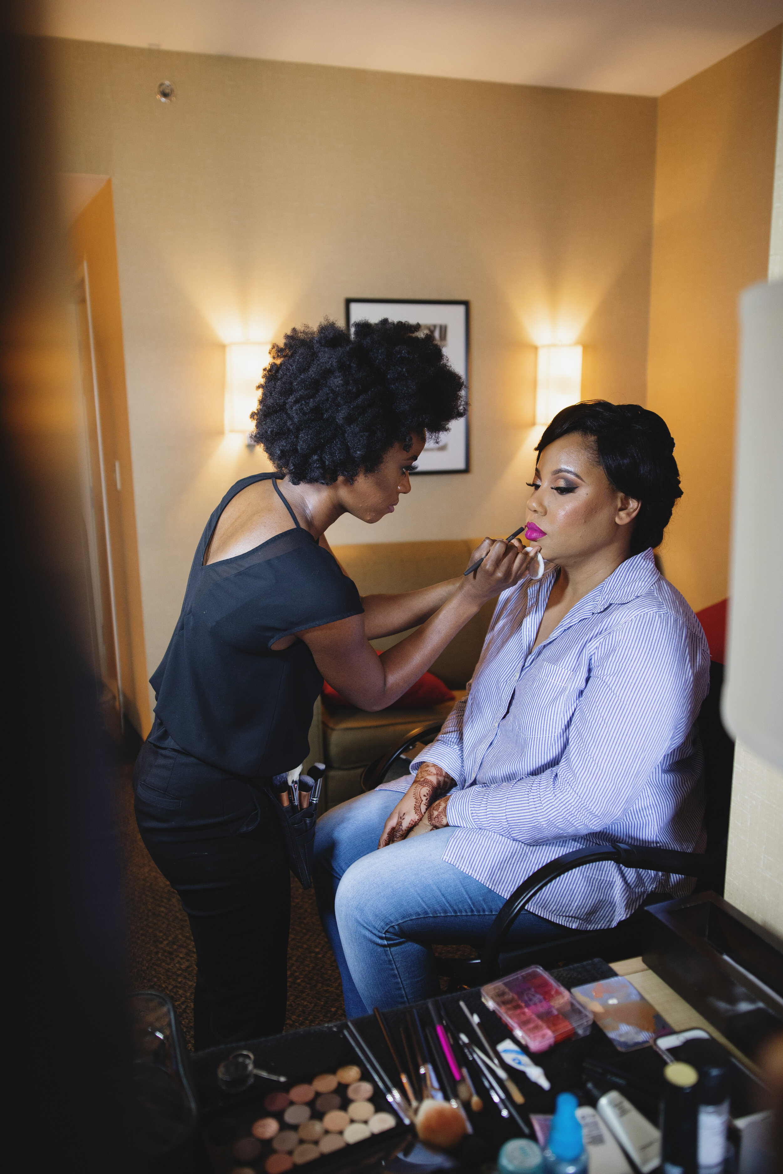How To Book A Makeup Artist For Your
