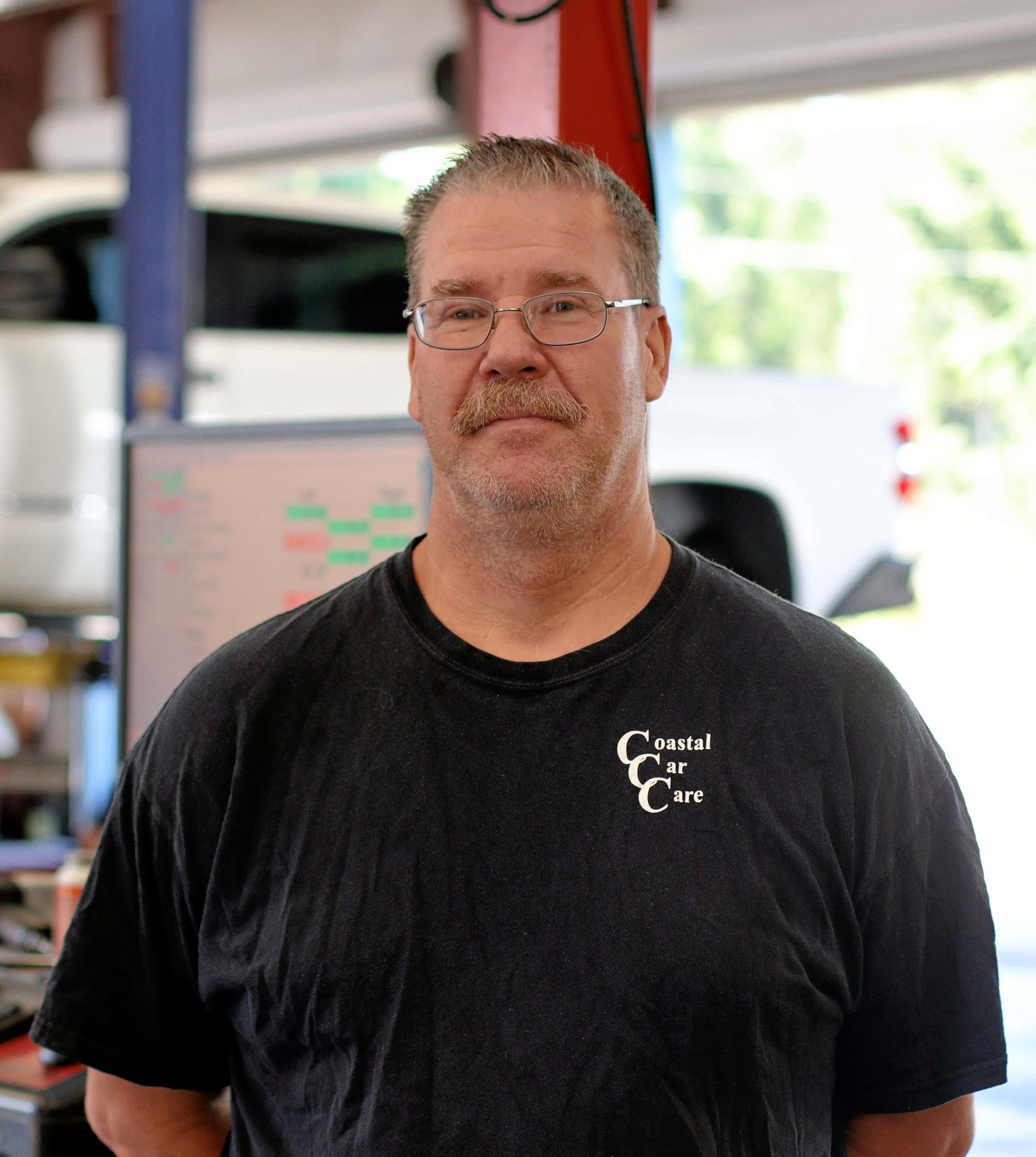 William Rubel  - Master Mechanic Technician