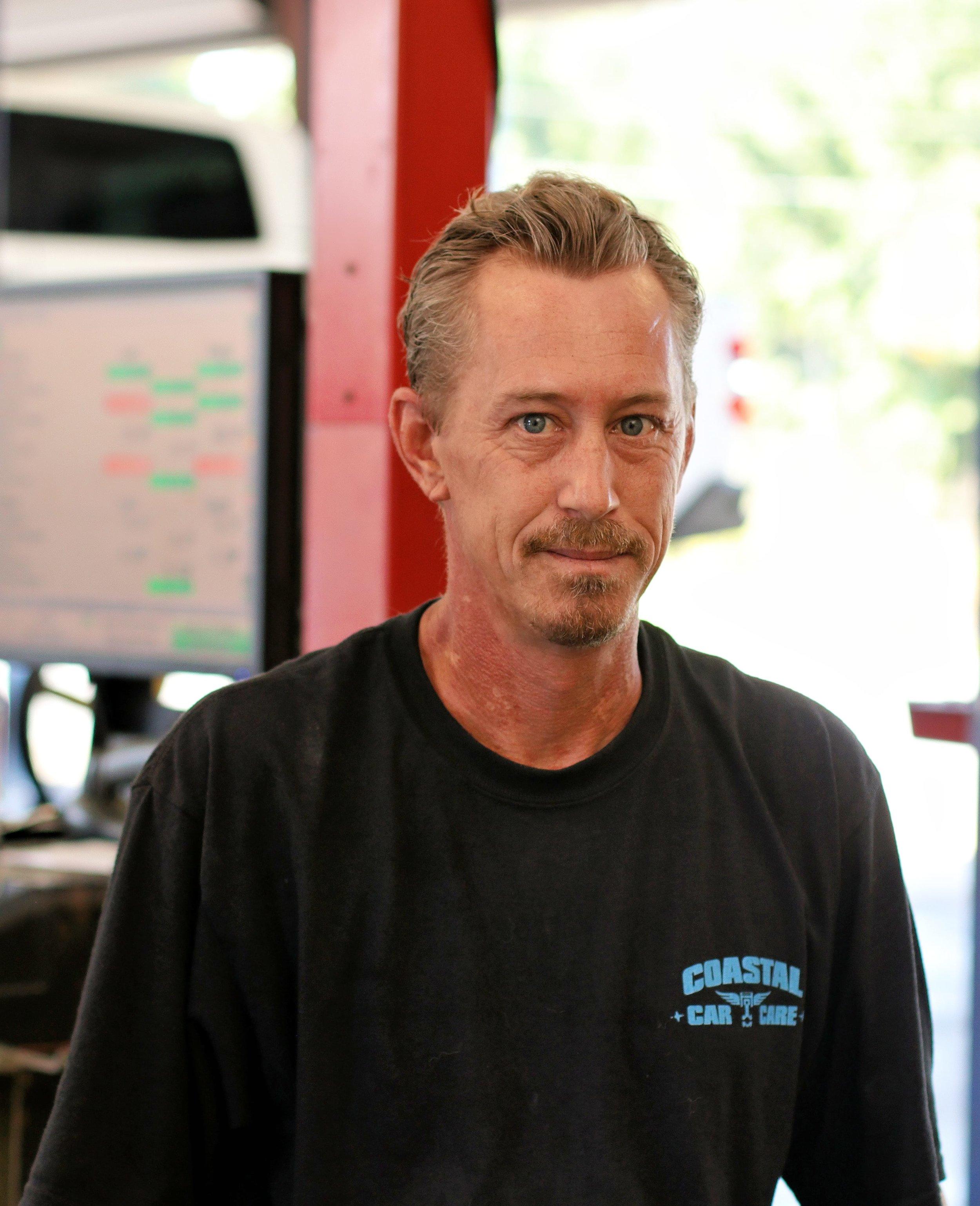 James Smiley  - Technician