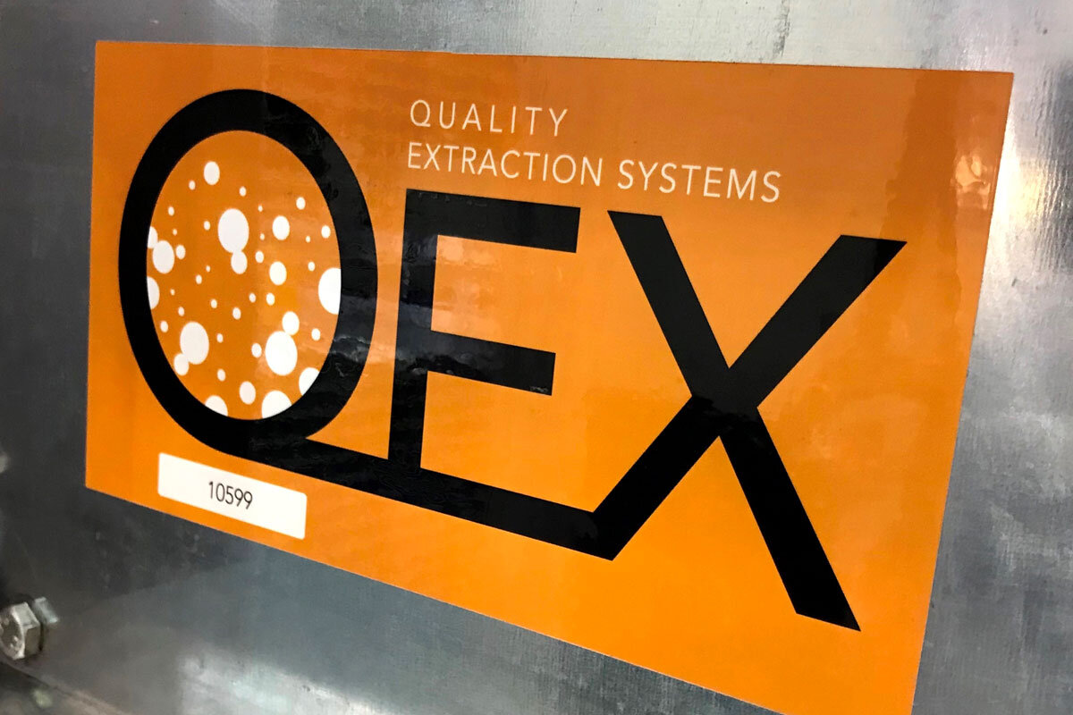 The QEX quality mark guarantees the installation complies with all legislation and (local) requirements.