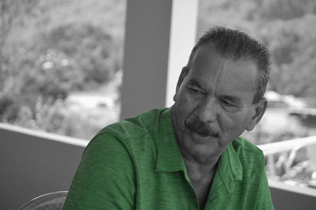 Jimmy Borrero Costas. (Foto: Diani Matos Ramos; edición: Crystyan Ortiz Pérez / ONCE)
