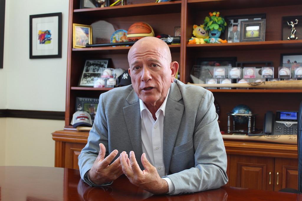 Lawrence Seilhamer, senador novoprogresista y coautor de la Lay 17-2019. (Víctor Rodríguez-Velázquez / ONCE)