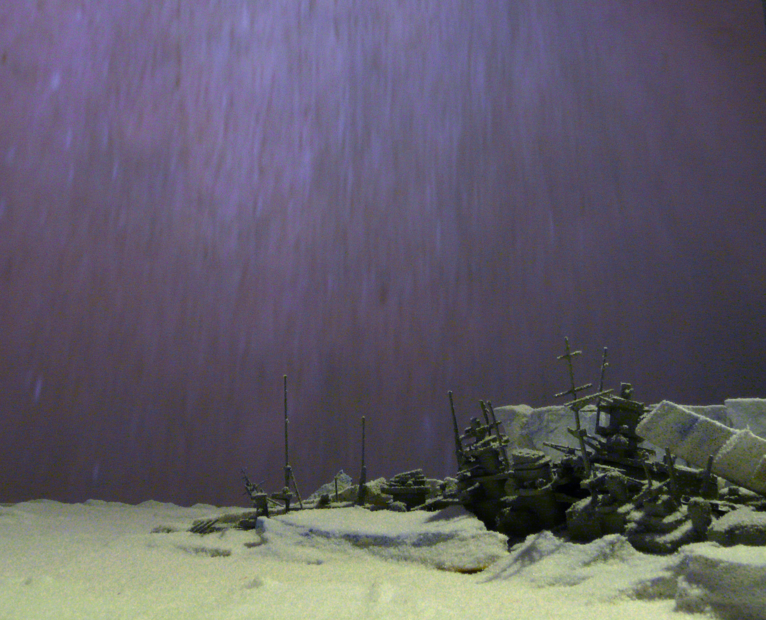 Ice Station 001 (the wreck of hope)