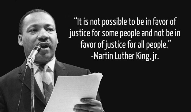 #martinlutherking #justice #liberty #equality #attorneylife #justicesuitsyoubest #justiceforall