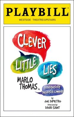 Clever Little Lies   Dir. David Saint Producer: Joan/Jett Productions