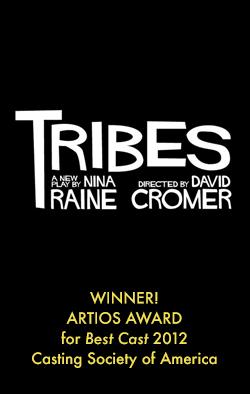 Tribes   Dir. David Cromer Barrow Street Theatre
