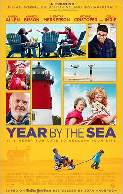 Year by The Sea   Dir. Alexander Janko. Starring: Karen Allen, Yannick Bisson