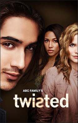 Twisted   Creator(s): Adam Milch; Prod. Pariah Network: ABC Family Starring: Avan Jogia, Maddie Hasson, Ashton Moio