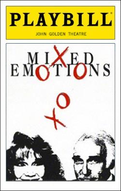 Mixed Emotions   Dir. Tony Giodarno Producer: Michael Maurer