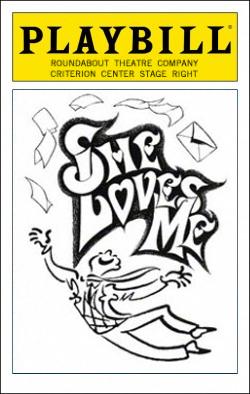 She Loves Me   Dir. Scott Ellis Producer: Roundabout Theatre Co.