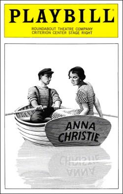 Anna Christie   Dir. David Leveaux Producer: Roundabout Theatre Co.
