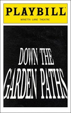 Down the Garden Paths   Dir. David Saint Producers: Max Cooper, Elliot Martin