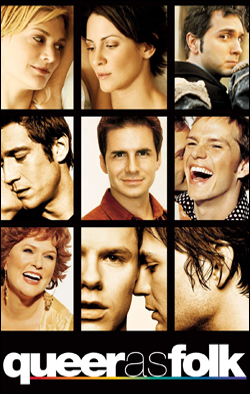 Queer As Folk   Producer: Coelip Productionsa Network: Showtime Starring: Michelle Clunie, Gale Harold