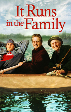 It Runs in the Family   Director: Bob Clark Producer(s): MGM/UA Starring: Charles Grodin, Kiernan Culkin, Mary Steenburgen