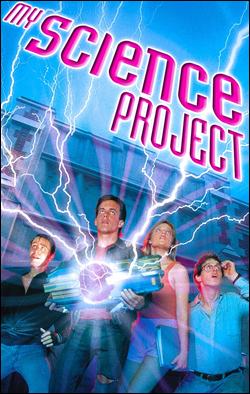My Science Project   Director: Jonathan R. Betuel Producer: Touchstone Pictures; BVP Starring: John Stockwell, Danielle von Zerneck, Fisher Stevens
