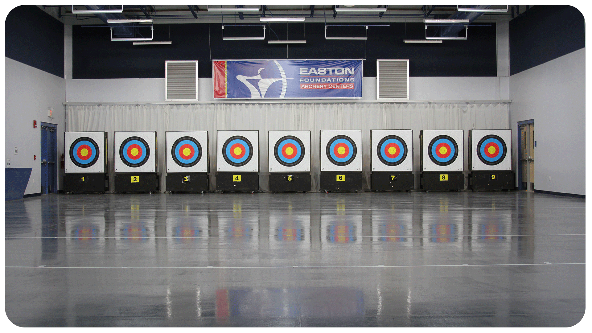 18 Archery Lanes - FOR LARGE INDOOR EVENTS