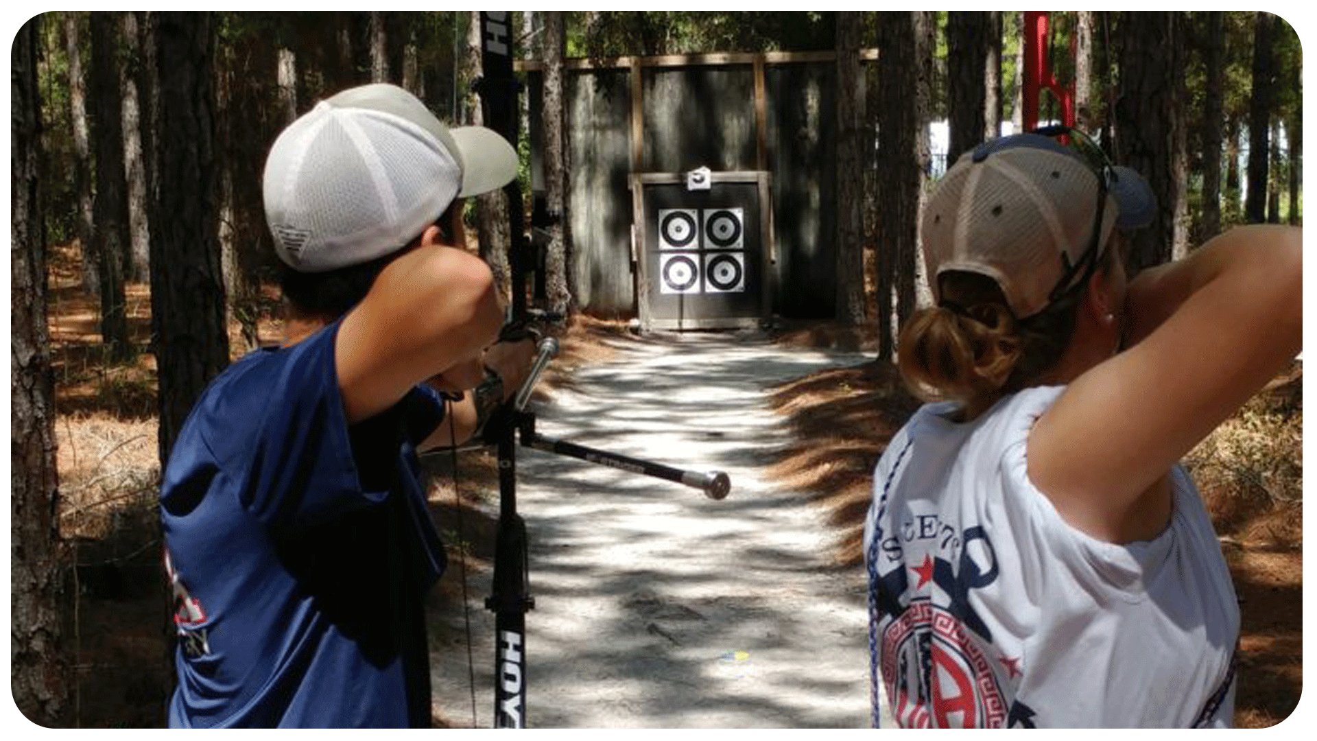 60 Acre Wooded Course - FOR FIELD & 3-D ARCHERS