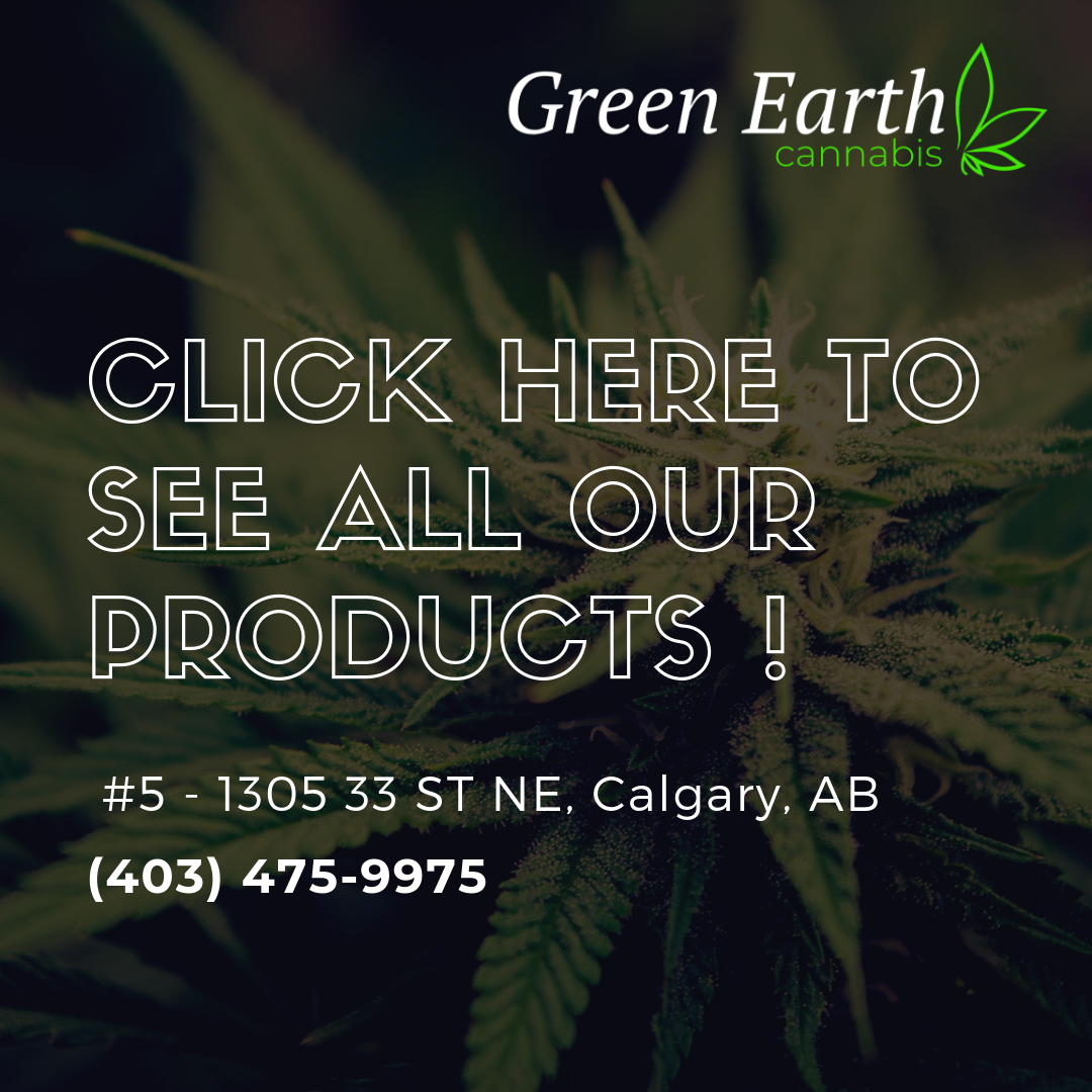 Green Earth Cannabis Products