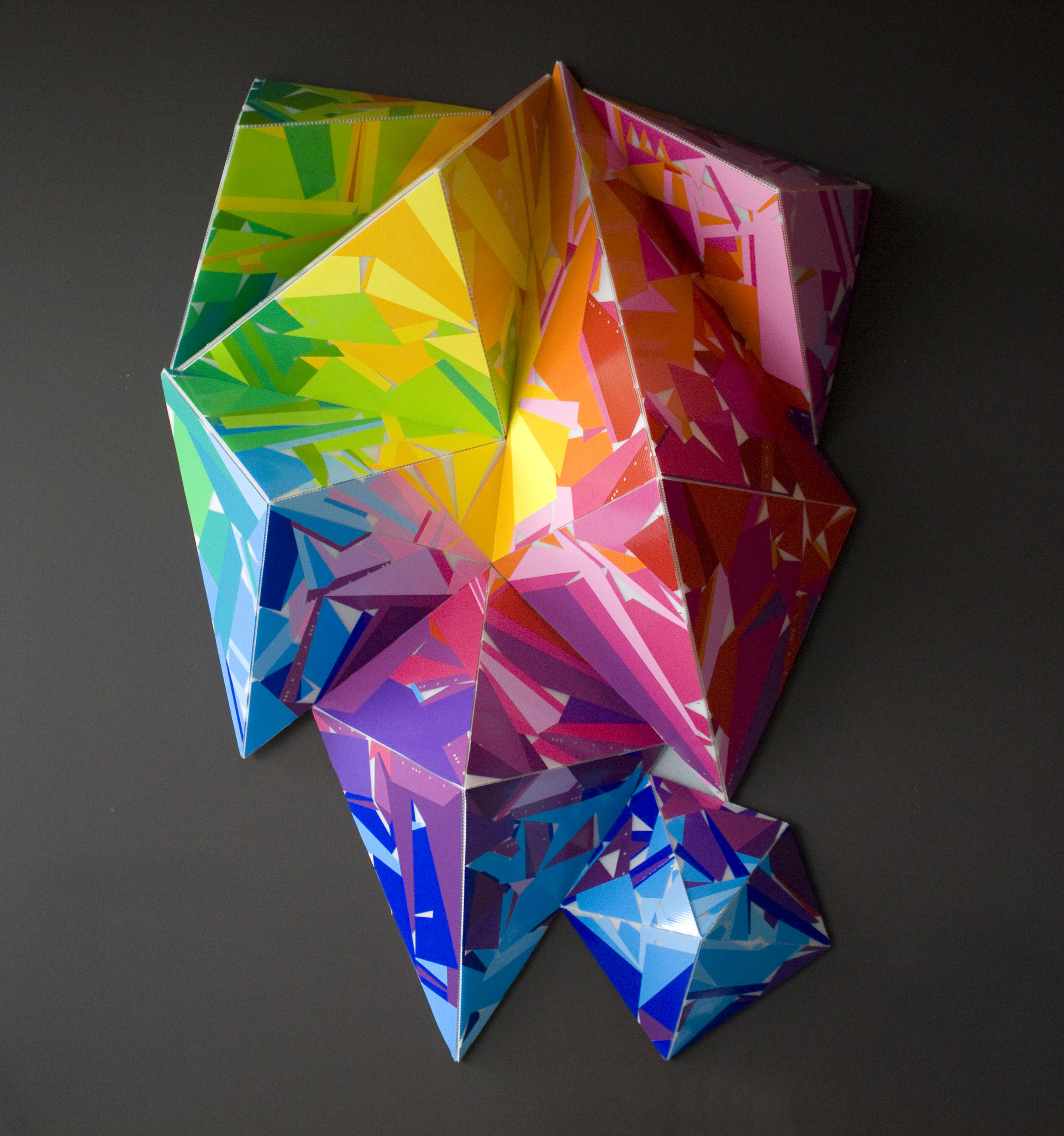 Prismatic Fields