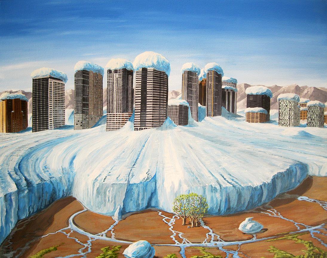 Little Bellevue Ice Age