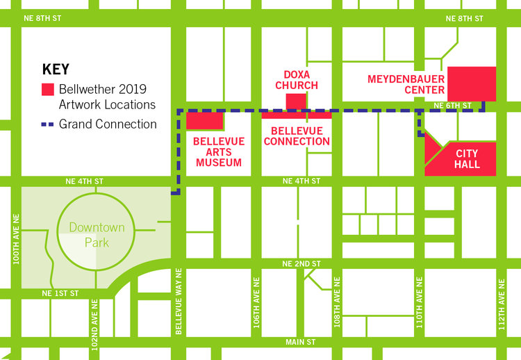 By Jed Dunkerley - Bellwether 2018 - Downtown Bellevue | Bellevue.com