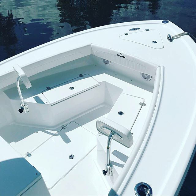 2019 SEA OX 21 CENTER CONSOLE  Where did the weekend go?  The Good News is that Labor Day Weekend is close at hand.  Check out the Hardware Onboard this @sea_ox_marine 21CC: @garminmarine GPS / Nav / Fishfinder @FusionMarineEntertainment @JLAudio Speakers @Power-Pole Total Boat Control @SuzukiOutboards AP Power @GemluxFishing Cleats & Hardware  Get yours be calling the @BurasMarine Team at (410) 220-0504.  #BurasMarine #SeaOx #SeaOxMarine #SeaOxBoats #Suzuki #SuzukiMarine #GarminMarine #FusionMarine #JLAudio #PowerPole #GemluxFishing #Fishing #Sportfishing #CenterConsole #Angler #FishBoat #FamilyBoat #Boating #SaltLife #BayLife #BrackishLife #BoatLife  Visit our partners: FishTalk Magazine - your source for fishing and fishboat news Chesapeake Bay Magazine - capturing the beauty of boating on the Chesapeake Annapolis Boat Shows - the place to see all the newest boats in one place Internationalmarineservice - great electronics and engine installations IllumiSea Aquatic Lights - specta
