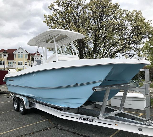 2018 @twinveepowercats OCEANCAT 260 Sport Edition (SE)  New Lower Price - just $101K for Boat, Twin Suzuki Outboards 150AP (Electronic Controls), & Float On Trailer!  https://www.boats.com/power-boats/2018-twin-vee-oceancat-260se-6635541/?refSource=standard%20listing#.W3_hvqQpCaN  #BurasMarine #TwinVee #OceanCat #PowerCat #Catamaran #Suzuki #SuzukiMarine #Offshore #Fishing #FishBoat #FamilyBoat #Boating