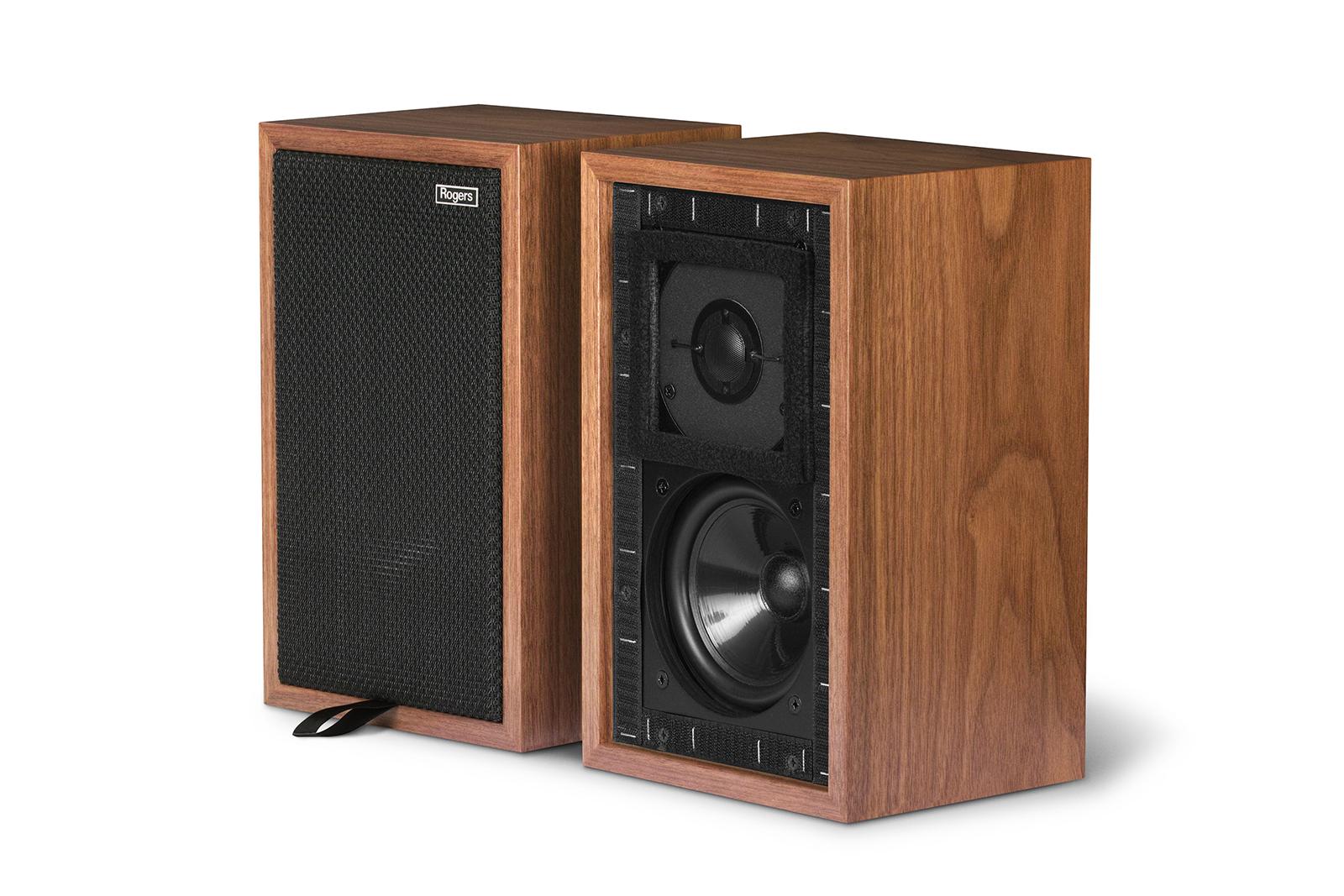 Rogers LS3/5a Classic 15 Ohm speakers