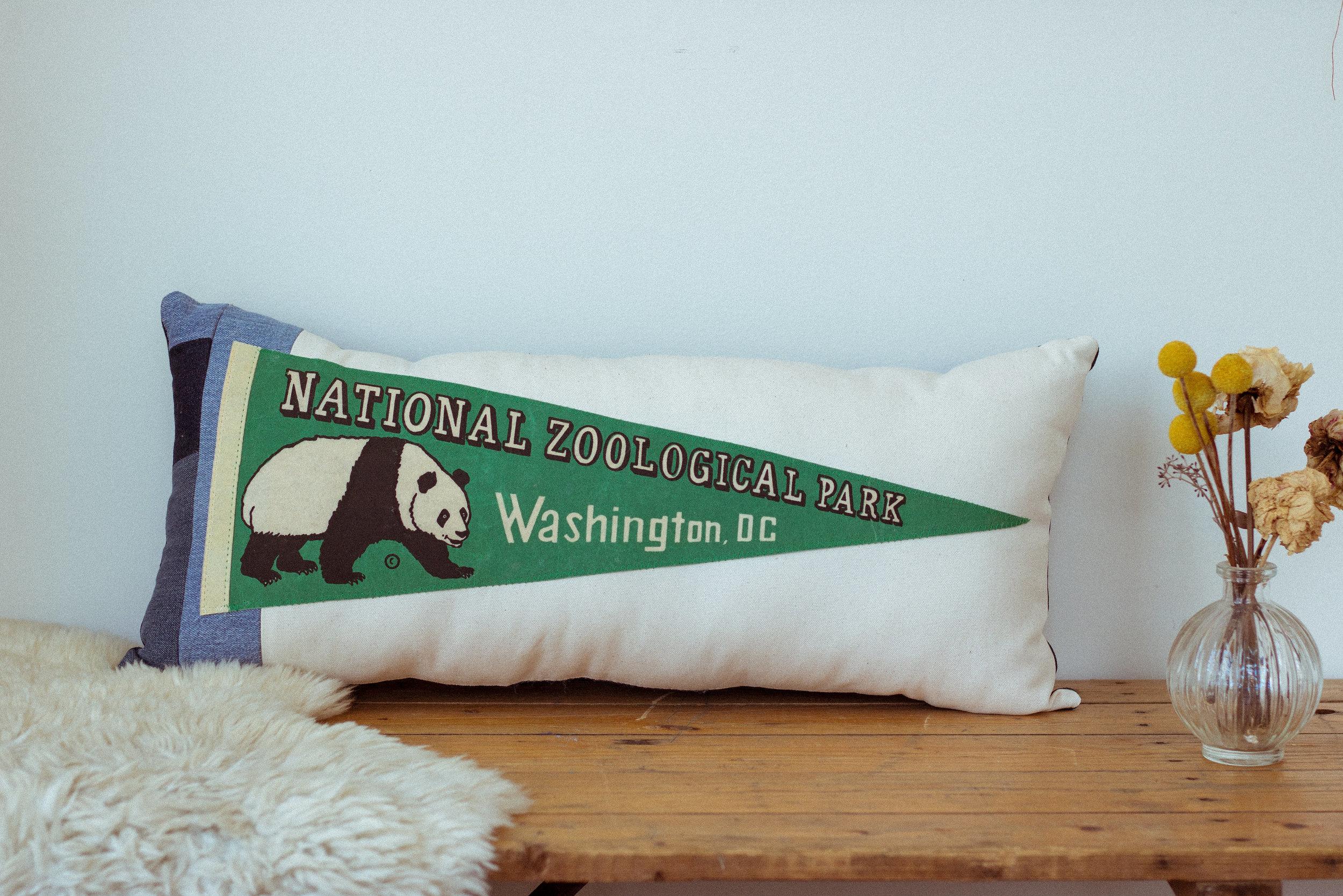 American Roadtrip Pillows