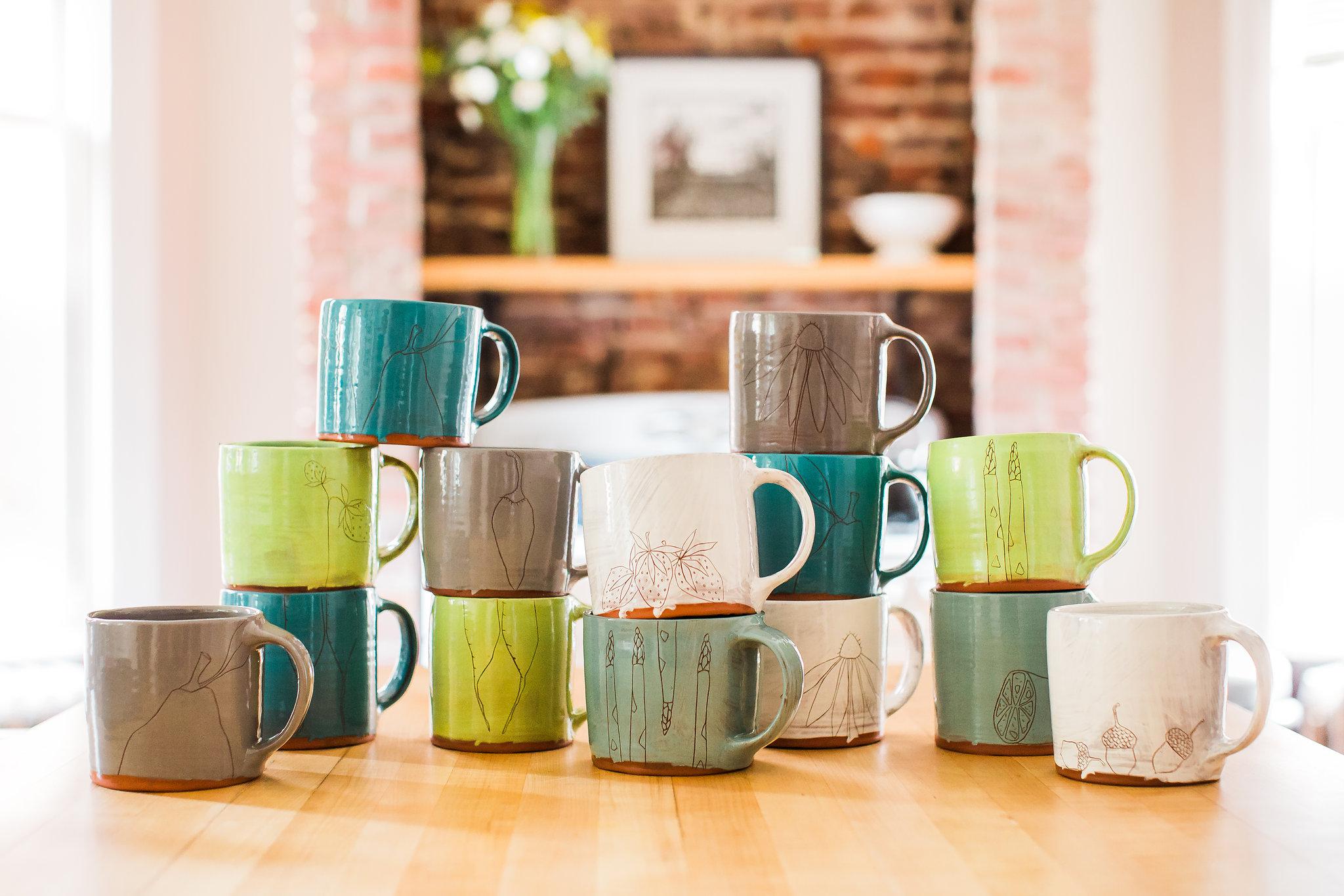 Jenna Vanden Brink Ceramics