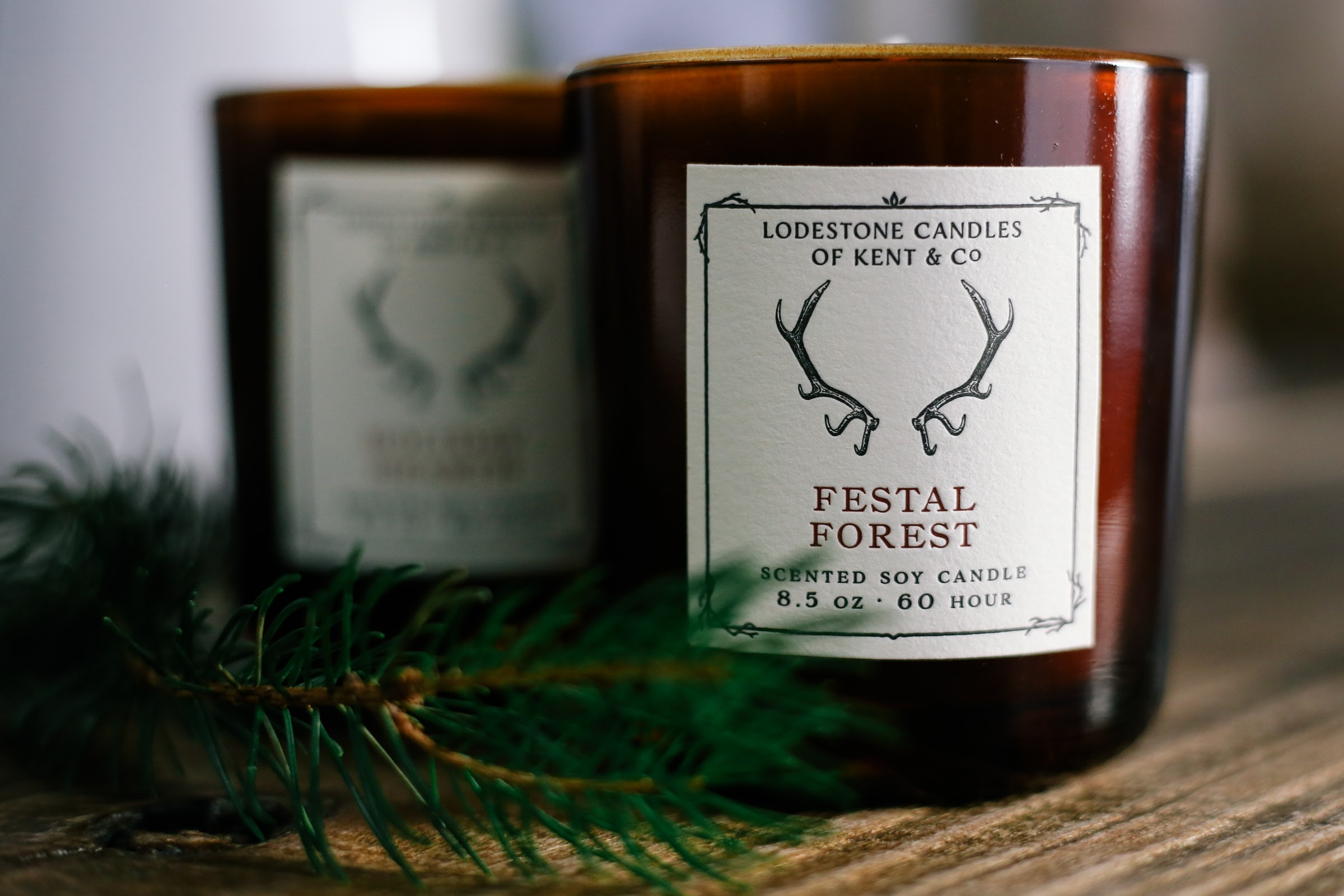 Lodestone Candles of Kent & Co