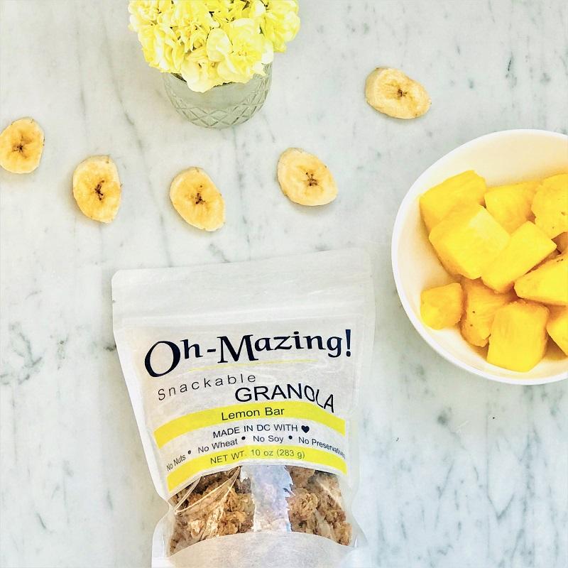 Oh My Organic Food, LLC dba Oh-Mazing