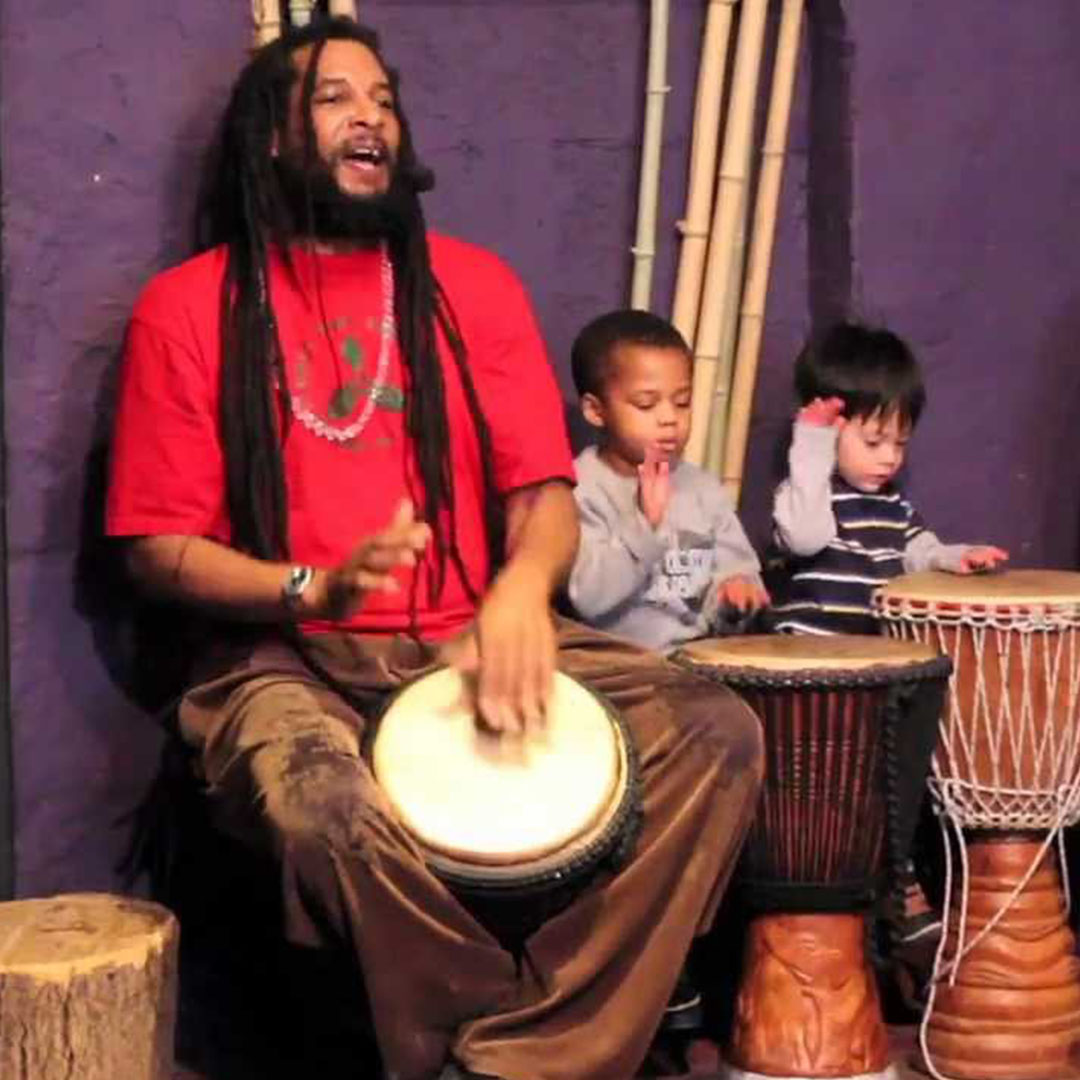 Crafty Kids:The Harambee Experience with Baba Ras D - Sat 9/28 @ 12:00 PM