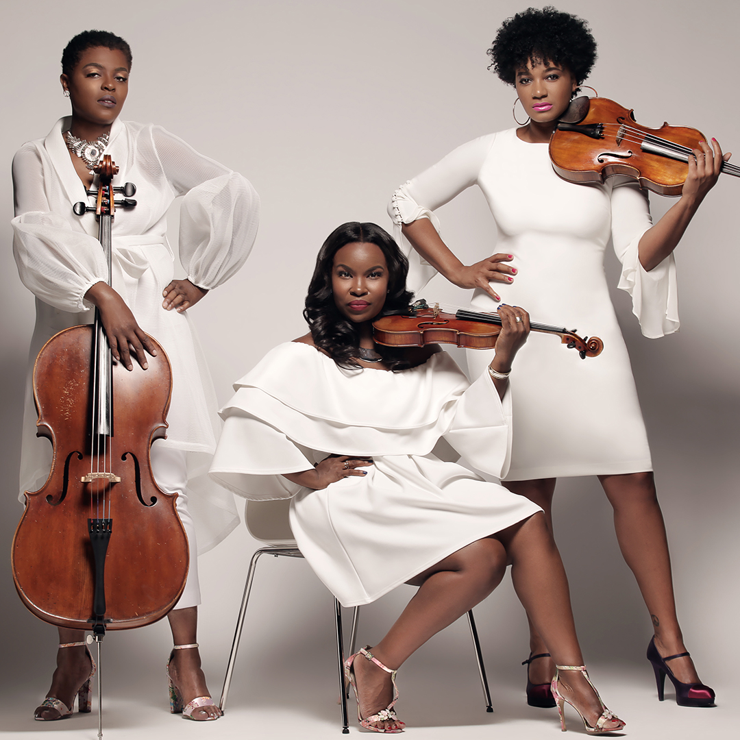 The String Queens - Sat 9/28 @ 3:00 PM