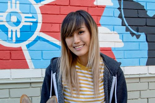 Christina Siu - volunteer Designer