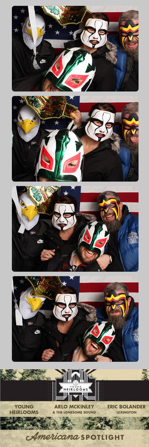 fun props with momento photobooth