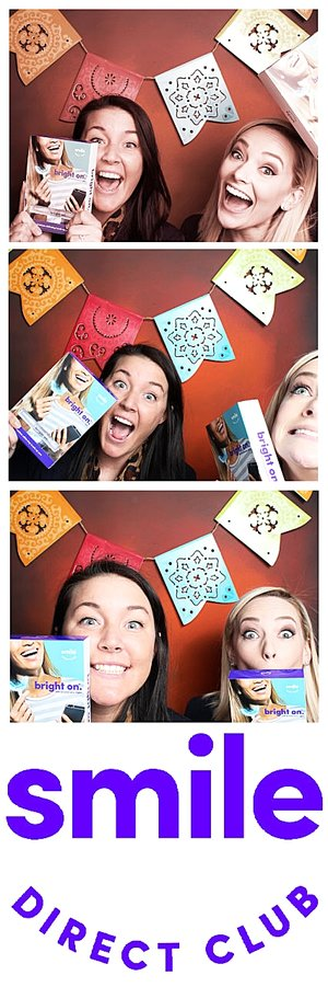 clients and business fun with momento photobooth