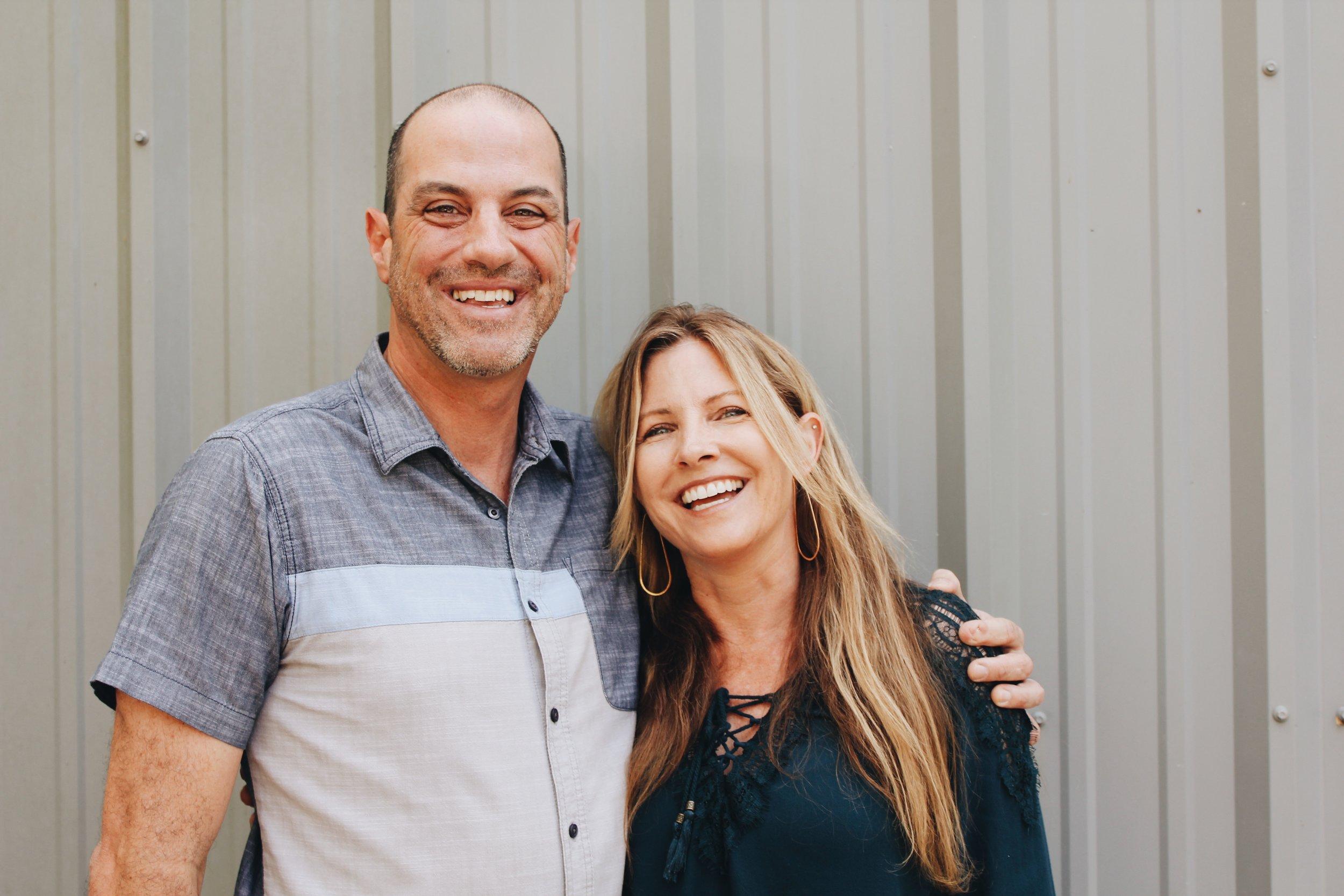 Pastors John & Jennifer Cannata -