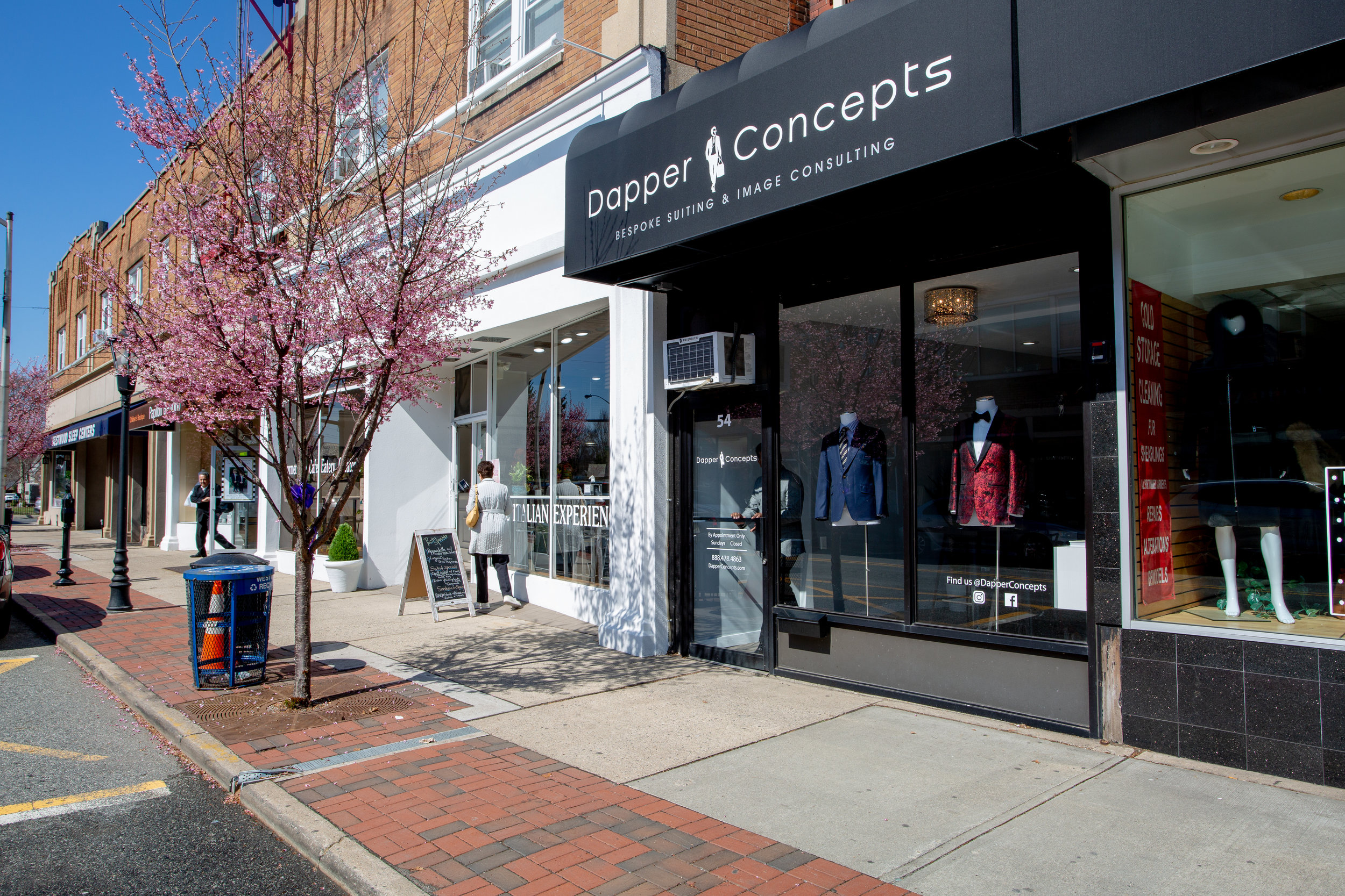 Dapper Concepts Showroom | New Jersey — Dapper Concepts
