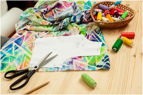 Clothing pattern making in Los Angeles