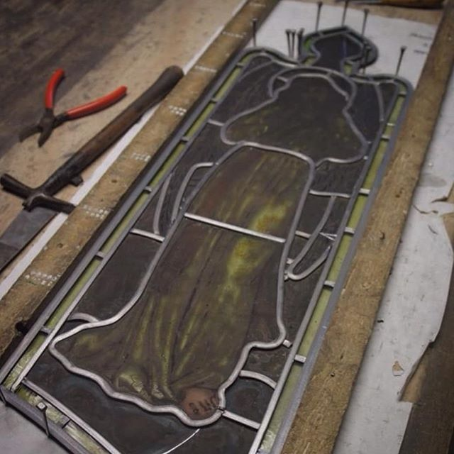 #Cambridgestainedglass #Cambridge #stainedglasscambridge