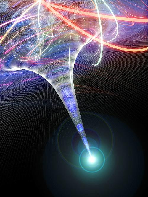 Singularity before the Big Bang