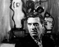 ROBERT DENIRO SR - (1922-1993) began painting at a very young age. As an art student, he studied with the famous Abstract Expressionist teacher, Hans Hofmann, and he counted such painters as Jackson Pollock and Willem de Kooning among his friends. He began showing work with Peggy Guggenheim at the age of 24, and his paintings are now in the collections of MOMA, the Metropolitan Museum of Art, and the Whitney Museum, to name a few. He committed his life to figurative painting, even as it fell out of fashion, and he remained well respected among leading painters and critics throughout his life. His legacy is maintained by his son, Robert DeNiro Jr, who has filled his restaurant Tribeca Grill with his father's work and also recently made the documentary